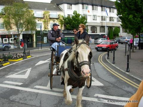 Ireland Horse Carriage
