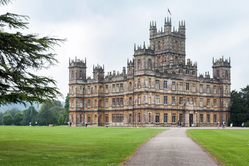 Downton Abbey – You Going?