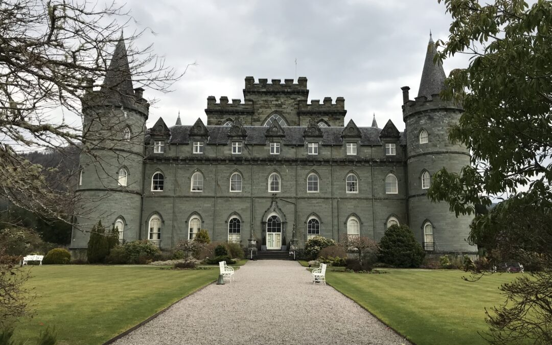 Downton Abbey's Scottish Castle–Worth A Visit!