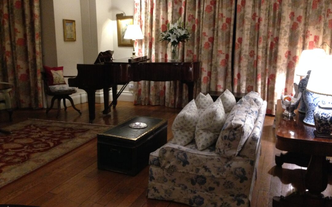 Come Stay at Llangoed Hall in Wales